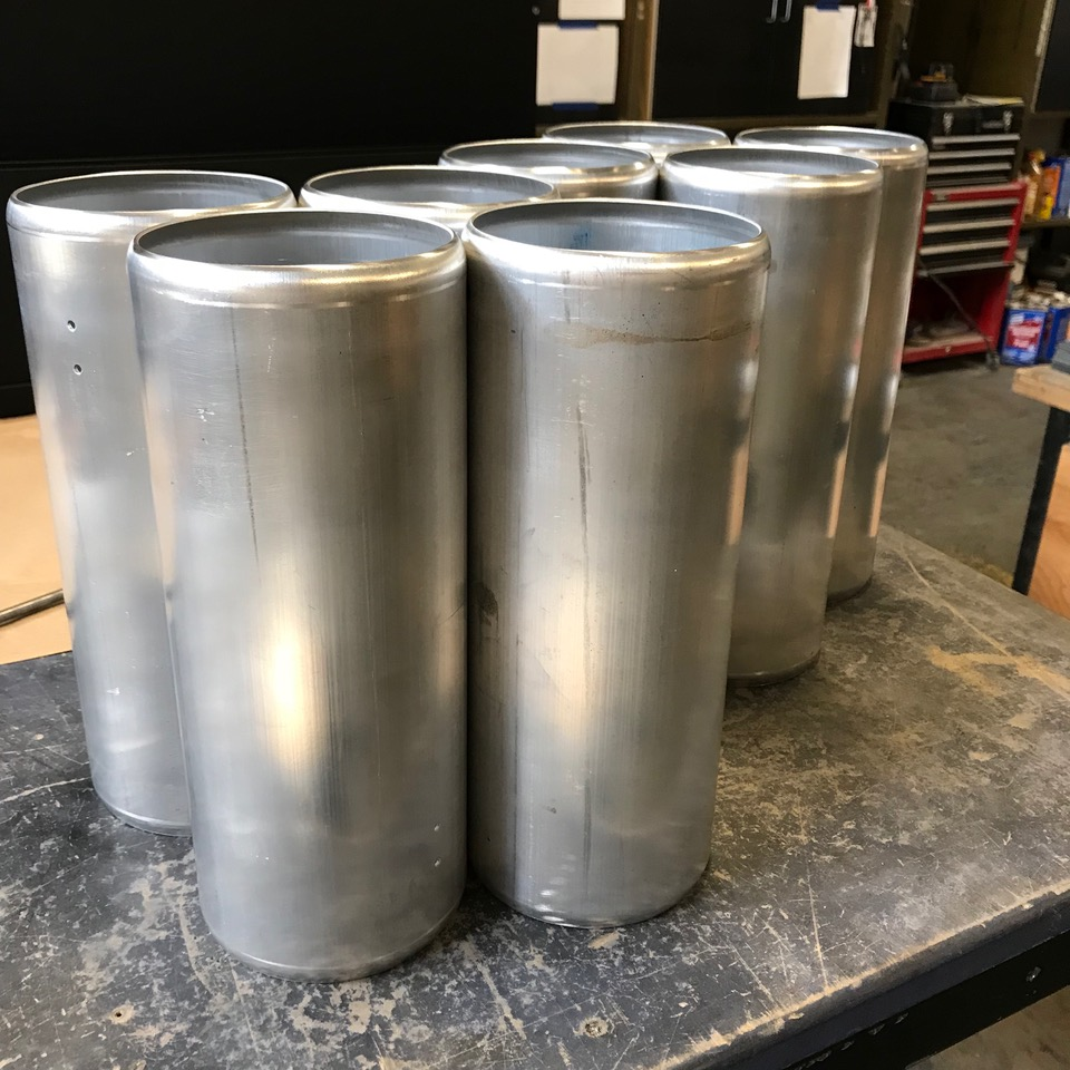 Unfinished STURGIS cans