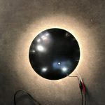 Test light Bonneville Moon