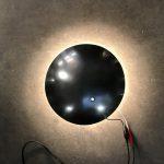 Test light Bonneville Moon